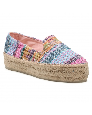 Espadryle MANEBI - Slippers D G 6.1 D0 Fucsia Blue Mix