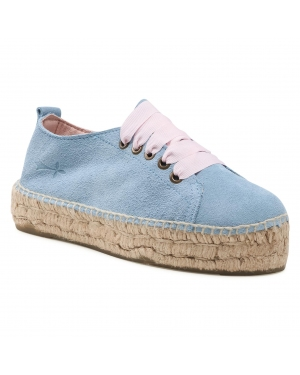 Espadryle MANEBI - Sneakers D M 3.0 E0 Placid Blue
