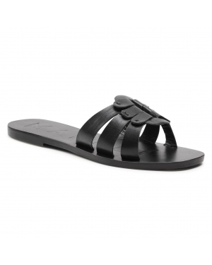 Klapki MANEBI - Leather Sandals S 5.0 Y0 Cuero
