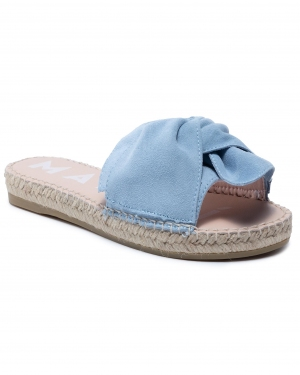 Espadryle MANEBI - Sandals With Knot R 0.5 Jk Placid Blue