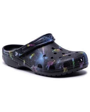 Klapki CROCS - Classic Out Of This Worldii Cg 206868  Black