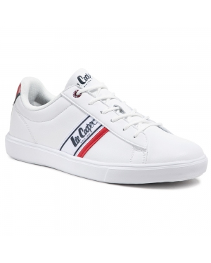 Sneakersy LEE COOPER - LCW-21-29-0153M White