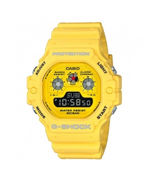 Zegarek G-SHOCK - DW-5900RS-9ER Yellow/Yellow