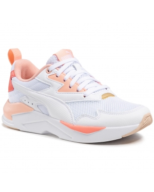 Sneakersy PUMA - X-Ray Lite 374122 14 Whi/WhiBlush/Georiga Blush