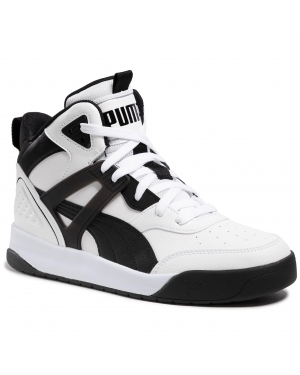 Sneakersy PUMA - Backcourt Mid 374139 08 Puma White/Puma Black