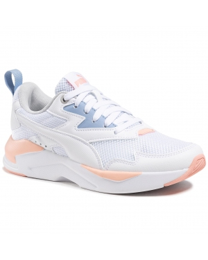 Sneakersy PUMA - X-Ray Lite Jr 374393 09 White/White/Blue/Blush