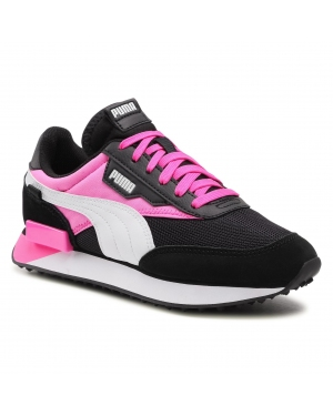 Sneakersy PUMA - Future Rider Neon Play 373383 04 Puma Black/Luminous Pink