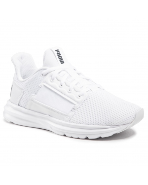 Sneakersy PUMA - Enzo Street Jr 190685 07 White/White/Iron Gate