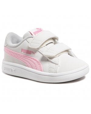 Sneakersy PUMA - Smash v2 Buck V Inf 365184 27 Nimbus Cloud/Pink Lady