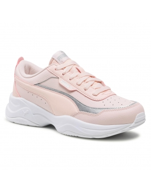 Sneakersy PUMA - Cilia Mode Lux 375732 03 Cloud Pink/Silver