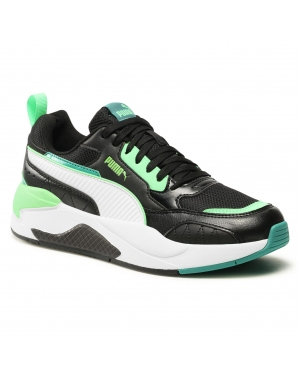 Sneakersy PUMA - X-Ray 2 Square 373108 25 Bla/Whi/Green/Parasailing