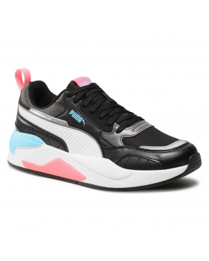 Sneakersy PUMA - X-Ray 2 Square 373108 18 Black/White/Blue/Peach