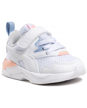 Sneakersy PUMA - X-Ray Lite Ac Inf 374398 09 White/White/Blue/Blush