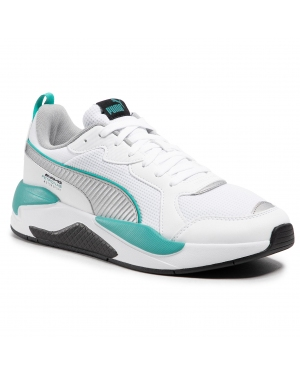 Sneakersy PUMA - Mapm X-Ray 306509 01 White/Silver/Black