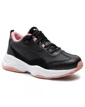Sneakersy PUMA - Cilia Lux 370282 01 Black B/Rose/Silver/White