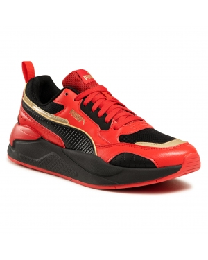 Sneakersy PUMA -  X-Ray 2 Square 373108 16 Red/Black/Puma Team Gold
