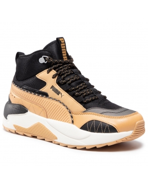 Sneakersy PUMA - X-Ray 2 Square Mid Wtr 373020 02 Taffy/Taffy/Puma Black