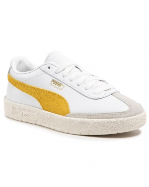 Sneakersy PUMA - Oslo-City Prm 374800 01 P White/S Lemon/V Gray