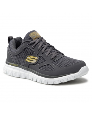 Buty SKECHERS - Agoura 52635/CHAR Charcoal