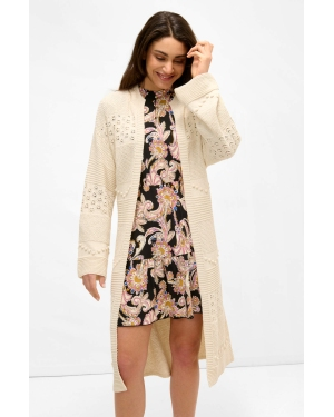 Sneakersy MSGM - Floating Sneakers 2641MDS725 160 01 Biały